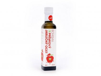 Jablečný ocet 250ml Bohemia olej