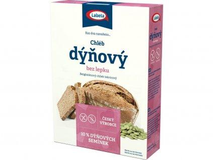 Dýňový chléb bez lepku 550g Labeta