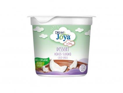 Bio Koko-čokoládový dezert 125g Joya