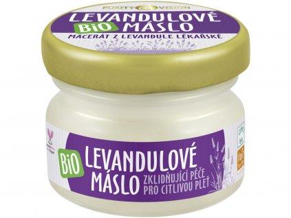 Bio Levandulové máslo 20ml Purity Vision