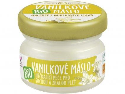 Bio Vanilkové máslo 20ml Purity Vision