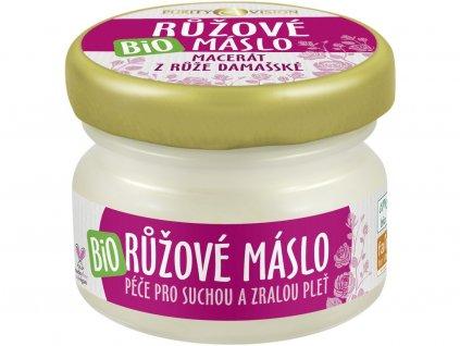 Bio Růžové máslo 20ml Purity Vision