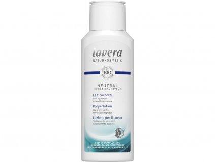 Lavera Neutral ultra sensitive Tělové mléko 200ml Lavera
