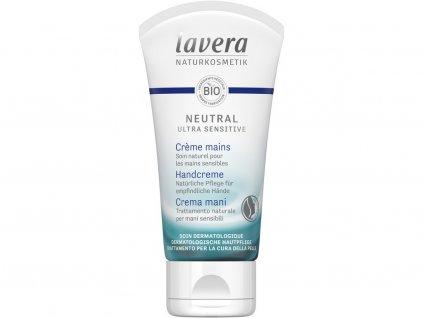 Lavera Neutral ultra sensitive Krém na ruce 50ml Lavera