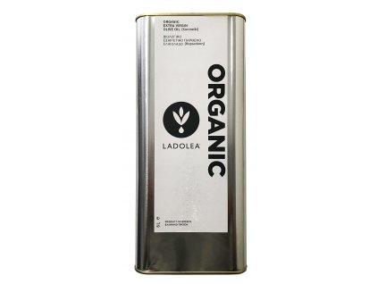 BIO extra panenský olivový olej Koroneiki 5l Ladolea