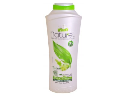 WINNI´S NATUREL Bagno Schiuma Thé Verde 500ml