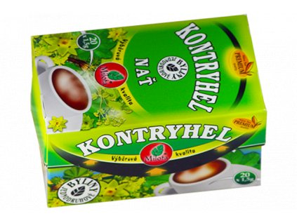 Kontryhelový čaj 30g(20x1,5g) Alchemilla xanthochlora herba plv.