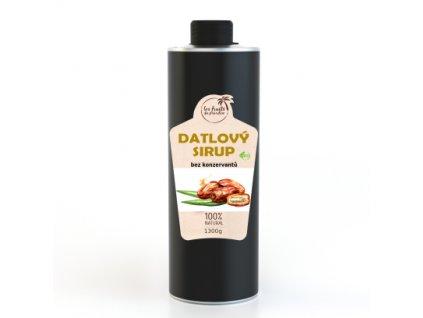 Datlový sirup Bio s láhví 1,3kg kopie