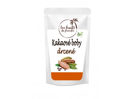 Kakaove boby drcené Bio sacek