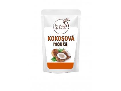 Kokosova mouka sacek