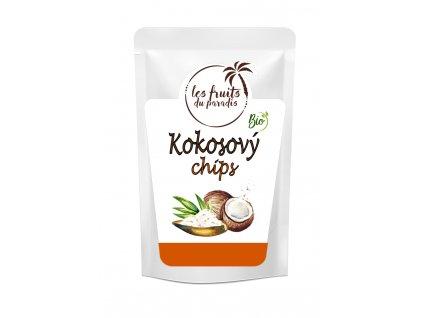 Kokosovy chips Bio sacek