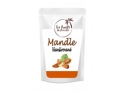 Mandle blansirovane nebio sacek
