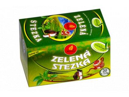 Zelená stezka 40g(20x2,0g) Zelený čaj
