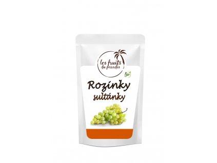 Rozinky Sultanky Bio