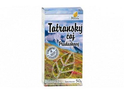Tatranský čaj průduškový 50g