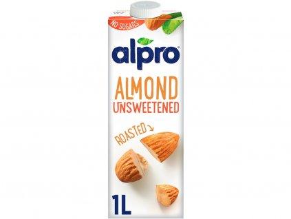 Mandlový nápoj neslazený 1l Alpro