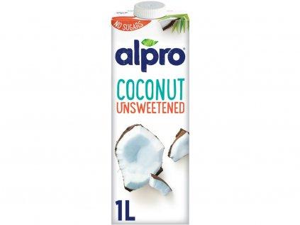 Kokosový nápoj neslazený 1l Alpro