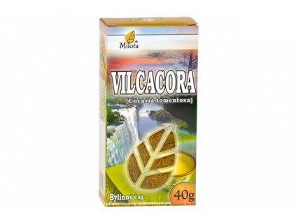 Vilcacora (Řemdihák kůra) 40g Uncaria tomentosa cortex cons