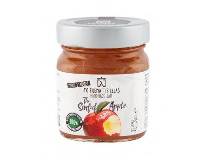Domácí jablečná marmeláda s rozinkami bez cukru 240g TO FILEMA TIS LELAS