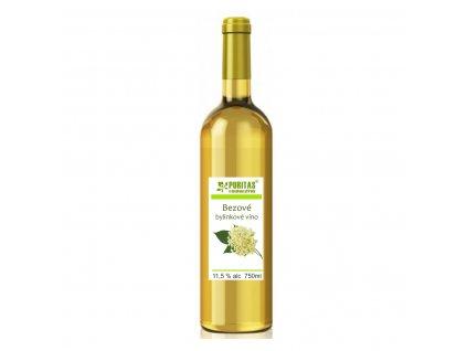 bezové víno