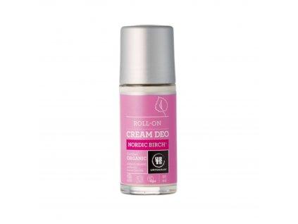 Deodorant roll-on krémový Severská bříza BIO 50 ml Urtekram