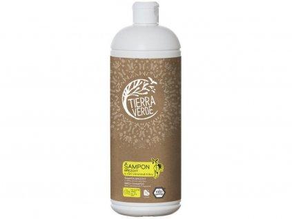 Šampon březový svůní citronové trávy 1l Tiera Verde
