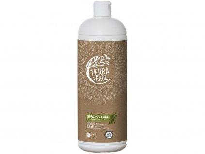 Sprchový gel svůní vavřínu kubébového 1l Tiera Verde
