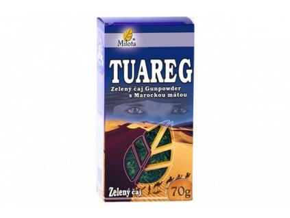 Tuareg (Gunpowder a Nana) 70g Listový čaj zelený s marockou mátou