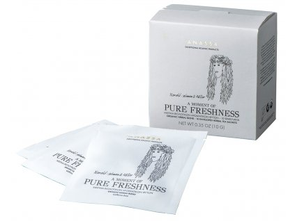 Anassa Organic Tea BIO bylinkový čaj PURE FRESHNESS v sáčcích 10g ANASSA