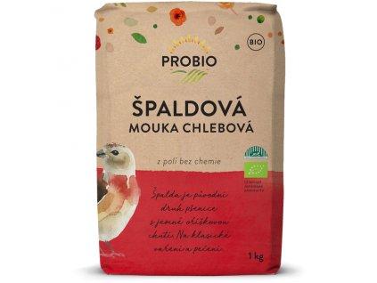 Akce Mouka špaldová chlebová 1 kg BIO PROBIO