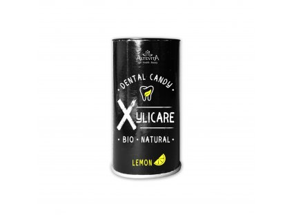 Bonbóny Xylicare Lemon BIO 25 ks Altevita