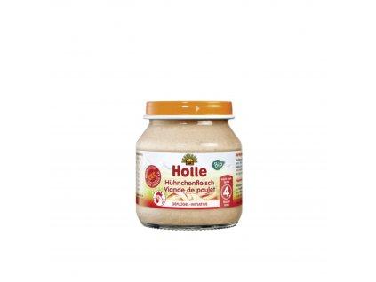 Dětská výživa Kuřecí maso BIO 125 g Holle