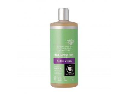 Sprchový gel s Aloe Vera BIO 500 ml Urtekram
