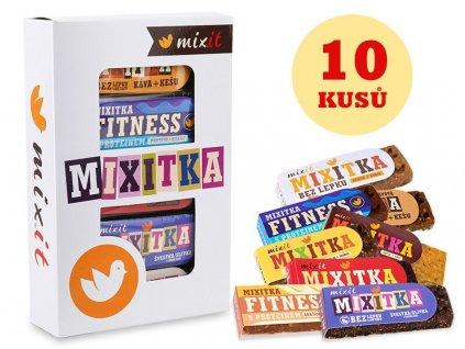 Dárková krabička Mixitek (10 ks) (2020)