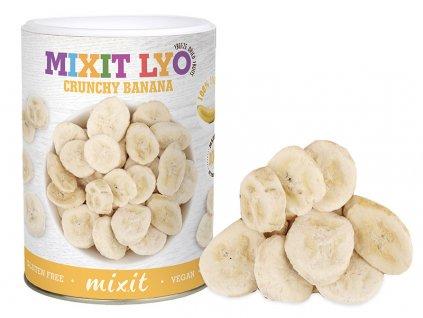 Banán - Křupavé ovoce 130g