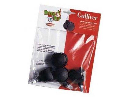 Akce Kolečka Gulliver sada na typ 1-2-3