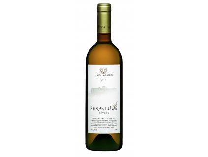 Nico Lazaridi vinařství Bílé suché víno PERPETUUS NICO LAZARIDI 750ml ročník: 2014