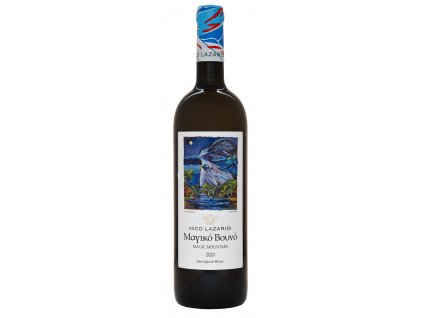 Nico Lazaridi vinařství Bílé suché víno MAGIC MOUNTAIN NICO LAZARIDI 750ml ročník: 2018