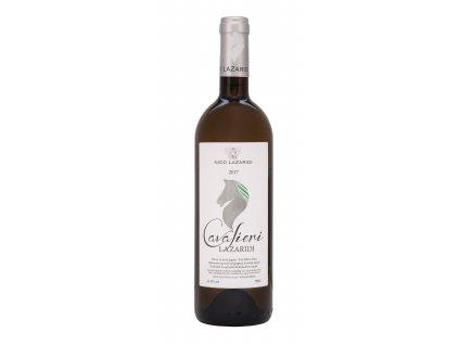 Nico Lazaridi vinařství Bílé suché víno CAVALIERI NICO LAZARIDI 750ml ročník: 2017