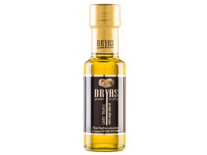 Dryas truffle Extra panenský olivový olej s bílým řeckým lanýžem DRYAS Velikost balení: 100ml