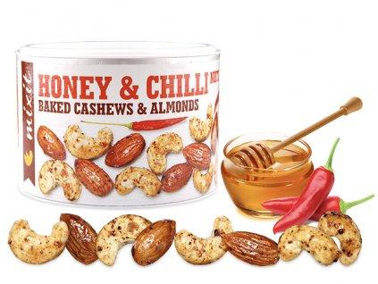 AKCE Oříšky z pece - med a chilli 140g