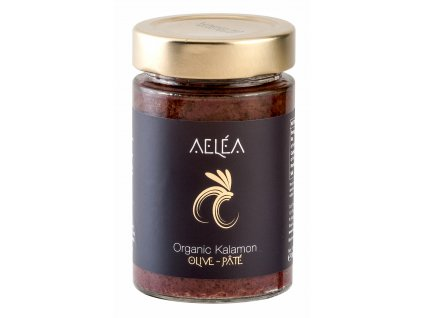 BIO olivová pasta z Kalamon oliv 180g TRÉSORS DE GRÉCE