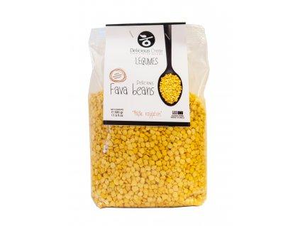 Fava fazole z Kréty DELICIOUS CRETE váha balení: 500g