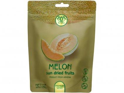 Sušený meloun cukrový 150g Rival