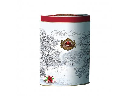Winter Berries Brusinka čaj 100g Basilur