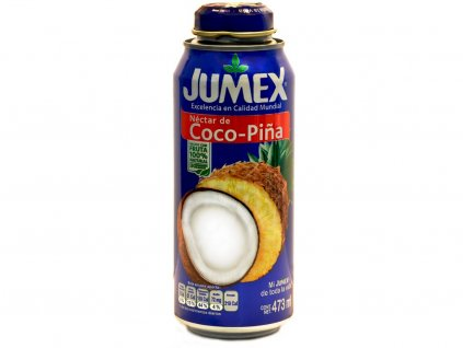 Ovocný nápoj se sladidlem Ananas-Kokos 473ml JUMEX