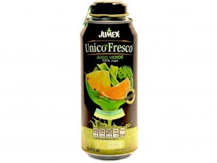100% Ovocno-zeleninová šťáva Jugo Verde 473ml JUMEX