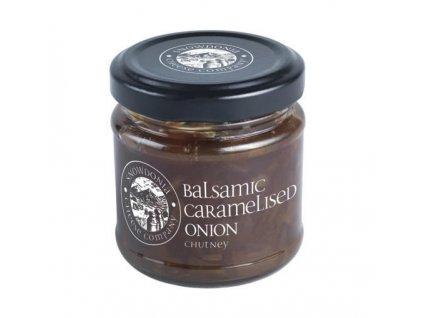 Snowdonia Cheese čatní z karamelizovaných cibulek s balzamikovým octem, 114g