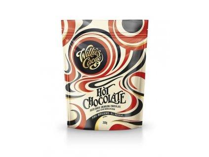 Willie's Cacao Rozpustná hořká čokoláda Medelin Cacao 52%, 250g