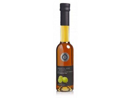 La Chinata Ocet ze Sherry muškátový s vínem MOSCATEL, sklo 0,25l